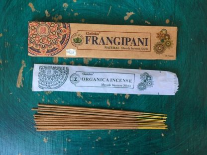 Goloka Frangipani 15 gms